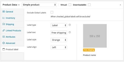 WooCommerce Advanced Product Labels in Action