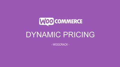 woocrack dynamic pricing