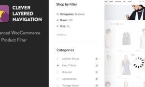 Clever Layered Navigation – WooCommerce Ajax Product Filter