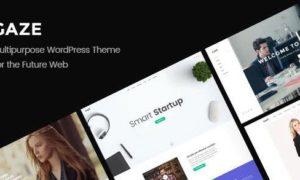 Gaze – Responsive Multipurpose WordPress Theme