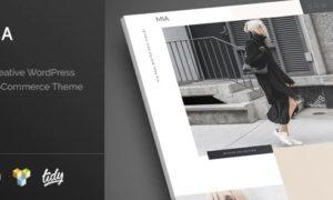 Mia – Creative Fashion WordPress WooCommerce Theme